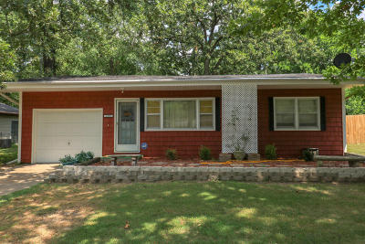 Springfield MO Single Family Home For Sale: $87,000