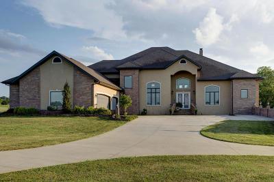 Willard Single Family Home For Sale: 7512 Turkey Hatch Lane