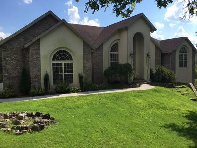 Branson Single Family Home For Sale: 410 Mills Hollow Road