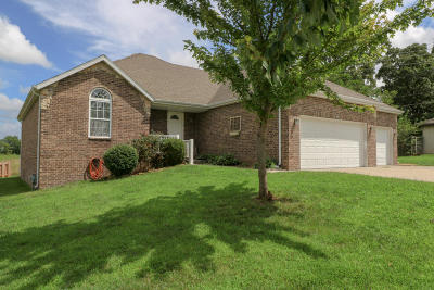 Nixa MO Single Family Home For Sale: $218,000