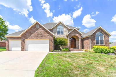Ozark Single Family Home For Sale: 2713 West Trevor Trail