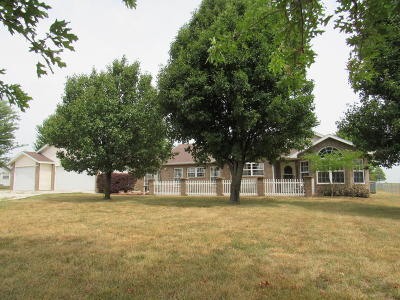 Bolivar Single Family Home For Sale: 1611 East 455th Road