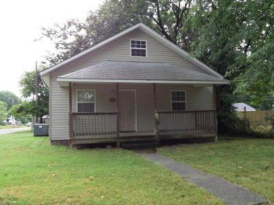 Joplin Single Family Home For Sale: 229 North Oak Avenue