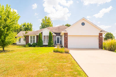 Joplin Single Family Home For Sale: 1806 Marigold Drive