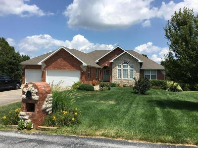 Rogersville Single Family Home For Sale: 153 Academy Drive