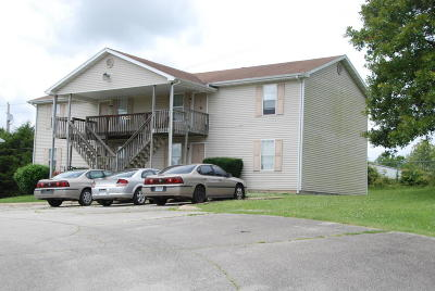 Kirbyville Multi Family Home For Sale: 6748 East State Highway 76