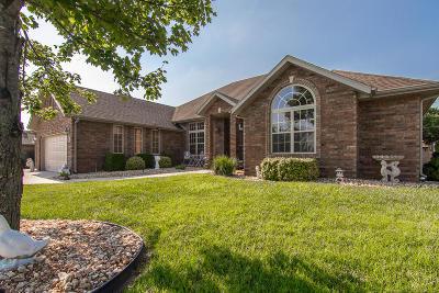 Nixa MO Single Family Home For Sale: $274,500