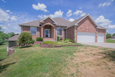 Rogersville Single Family Home For Sale: 345 Shores Parkway