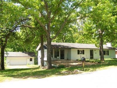 Single Family Home For Sale: 1152 A B Fine Road