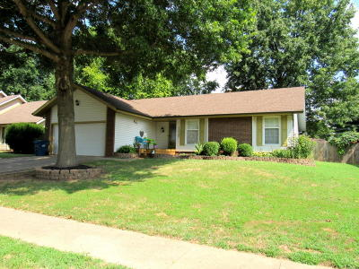 Springfield Single Family Home For Sale: 1337 West Highland Street