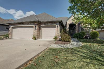 Nixa Single Family Home For Sale: 628 North Ritter Avenue