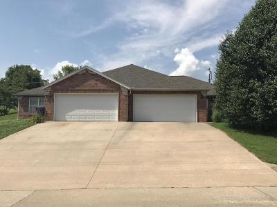 Mt Vernon Multi Family Home For Sale: 1176 1178 McVey Street