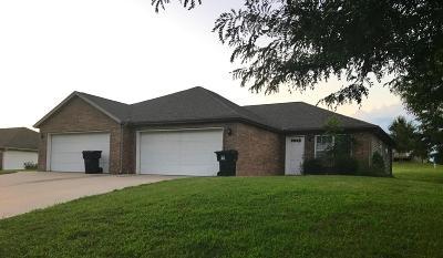Mt Vernon Multi Family Home For Sale: 1184 1188 McVey Street
