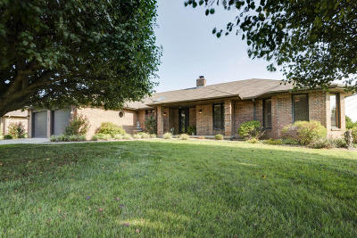 Springfield Single Family Home For Sale: 2223 West Nottingham Street