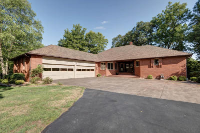 Nixa Single Family Home For Sale: 2575 West Canyonwood Court