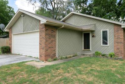 Nixa Half Duplex For Sale: 1801 North Plaza Drive
