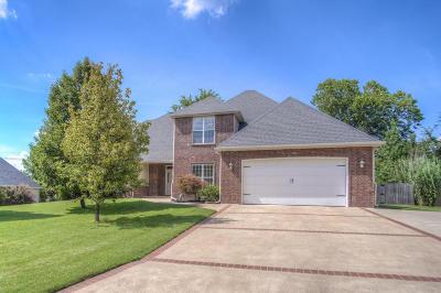 Joplin Single Family Home For Sale: 1009 Arcadia