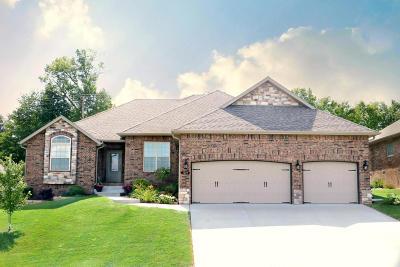 Nixa Single Family Home For Sale: 1245 South Rosemoor Drive