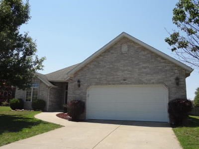 Rogersville Single Family Home For Sale: 616 Wild Turkey Lane