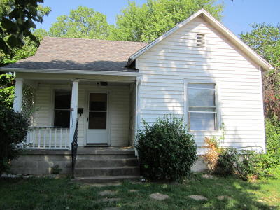 Springfield Single Family Home For Sale: 1239 North Prospect Avenue