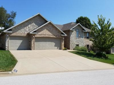 Springfield Single Family Home For Sale: 2045 West Shawnee Street