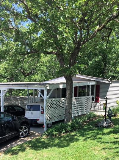 Kimberling City Mobile/Manufactured For Sale: 66 Coachlight Lane
