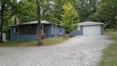 Pittsburg Single Family Home For Sale: Hc 79 Beauvior
