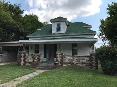 Springfield Single Family Home For Sale: 1326 North Texas Avenue