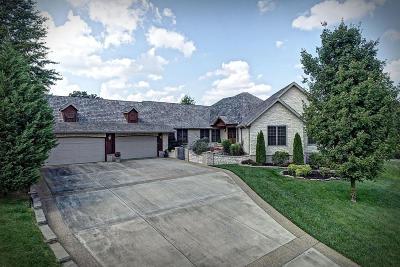 Nixa Single Family Home For Sale: 8204 Quail Ridge Court