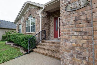 Nixa Single Family Home For Sale: 938 East Ozark Jubilee Road