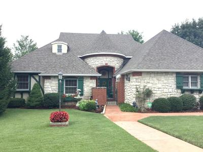 Nixa Single Family Home For Sale: 3108 Winged Foot Drive