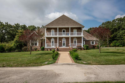 Rogersville Single Family Home For Sale: 107 Dartmoore