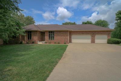 Springfield Single Family Home For Sale: 4653 East Farm Rd 136