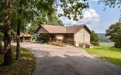 Single Family Home For Sale: 1714 Camp Clark Hill