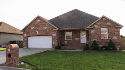 Springfield Single Family Home For Sale: 3121 North Dickerson Avenue