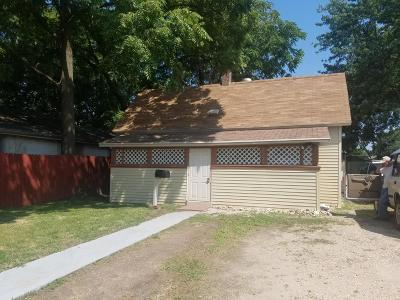 Springfield Single Family Home For Sale: 1527 West Florida Street