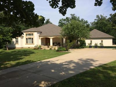 Joplin Single Family Home For Sale: 9820 Derby Lane