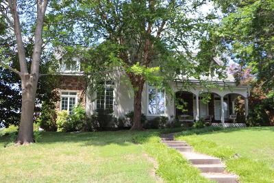 Springfield Single Family Home For Sale: 6040 South Roanoke Avenue