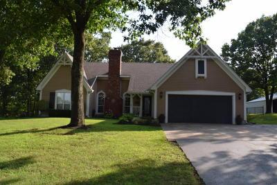 Joplin Single Family Home For Sale: 3088 Dove Drive