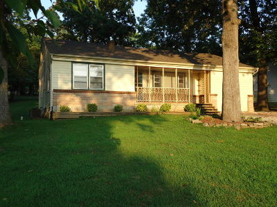 Branson Single Family Home For Sale: 246 Montgomery Drive