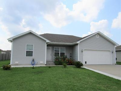 Bolivar Single Family Home For Sale: 4811 South 130th Road