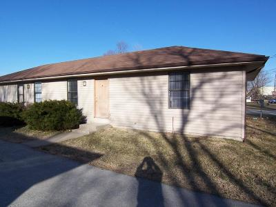 Multi Family Home For Sale: 2147 West Wall Street