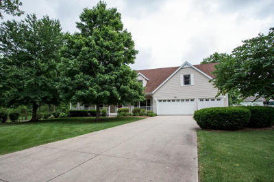 Springfield Single Family Home For Sale: 991 West Weaver Road