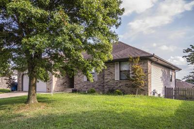 Nixa MO Single Family Home For Sale: $199,000
