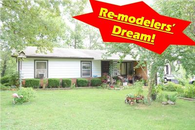 Forsyth MO Single Family Home For Sale: $84,900