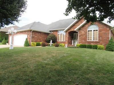 Nixa Single Family Home For Sale: 402 Montauk Drive