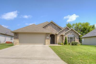 Joplin Single Family Home For Sale: 2707 East Whitney Way