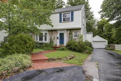 Springfield Single Family Home For Sale: 1464 East Bennett Street