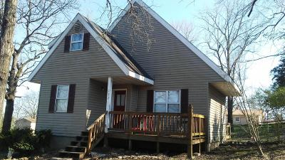 Forsyth Single Family Home Active w/Contingency: 292 Division Street