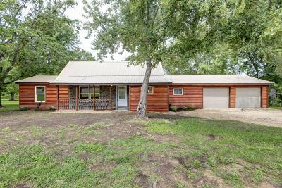 Marshfield Single Family Home For Sale: 3722 Tracks